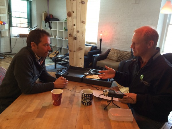 Mike St Pierre Hyperlite Mtn Gear and Marty Grohman Discuss Maine Business