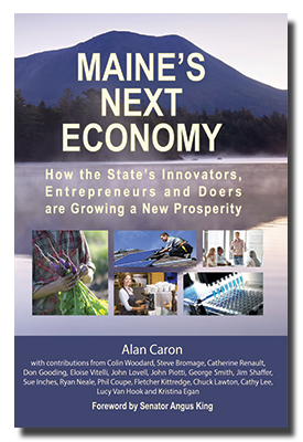 Maines Next Economy Book