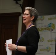 Kate Dickerson of Maine Science Festival